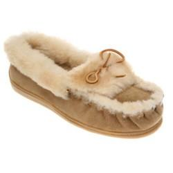 Minnetonka Ultimate Sheepskin Slipper Mens