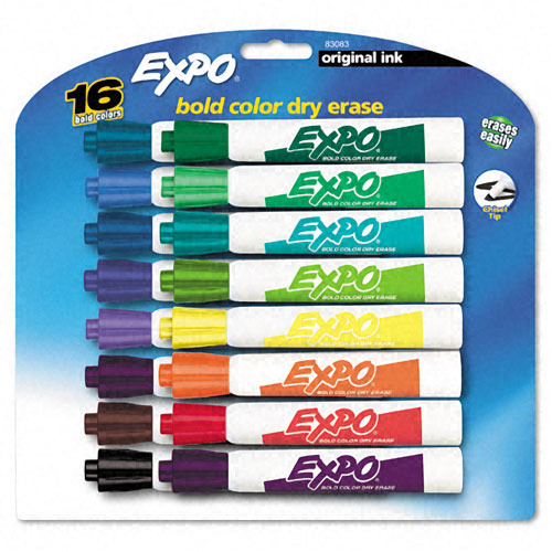 EXPO Markers Review & Giveaway *closed*