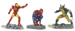 DaneElec MarvelUSB 300x125 Dane Elec Introduces Marvel Classic Hero USB Drives for the Holidays