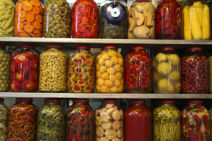 storing and canning food 300x199 Tips for Canning and Storing Foods