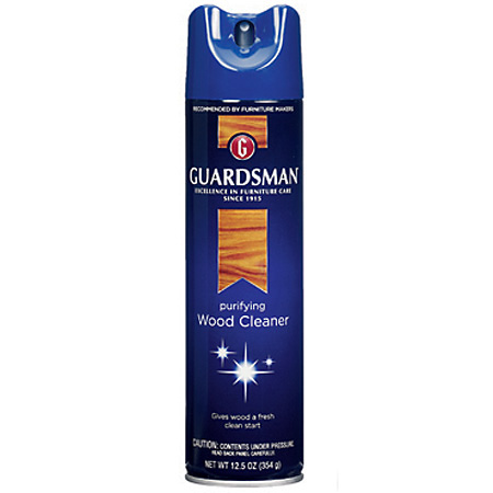 Guardsman Purifying Wood Cleaner