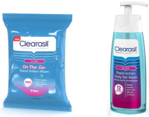 Clearasil+ULTRA+Products