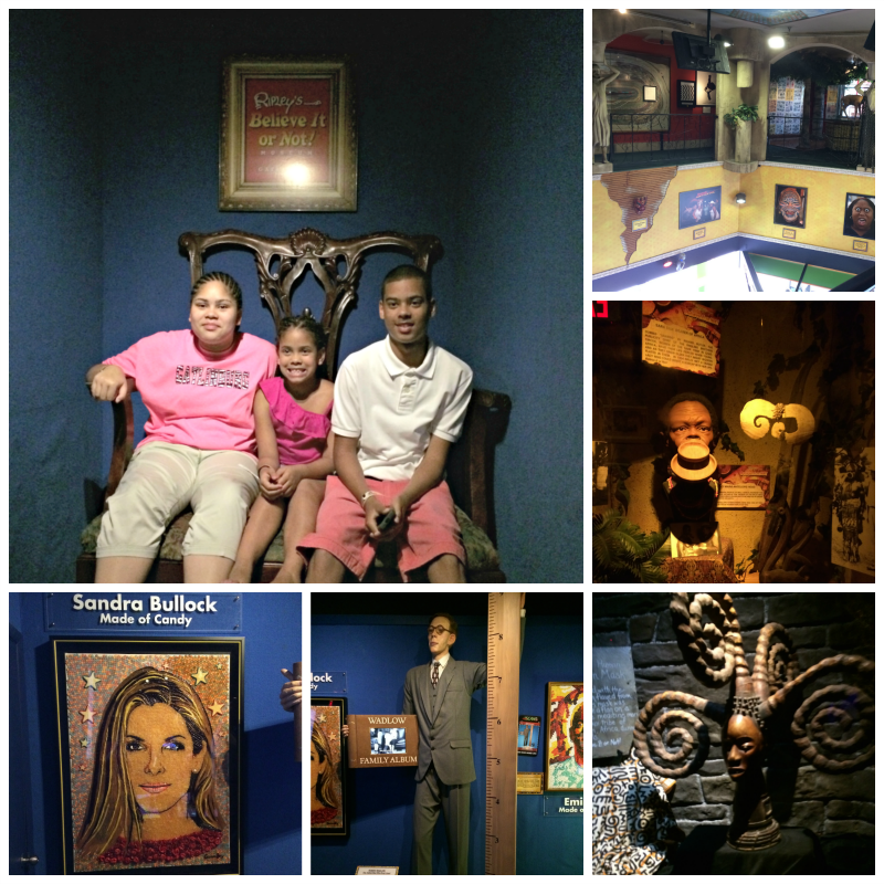 Ripley's Believe It or Not Odditorium 1