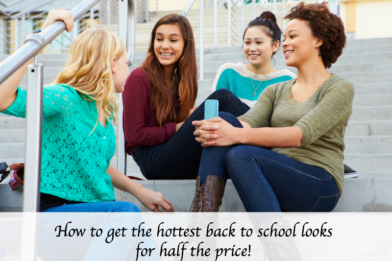 How to get the hottest back to school looks for half the price