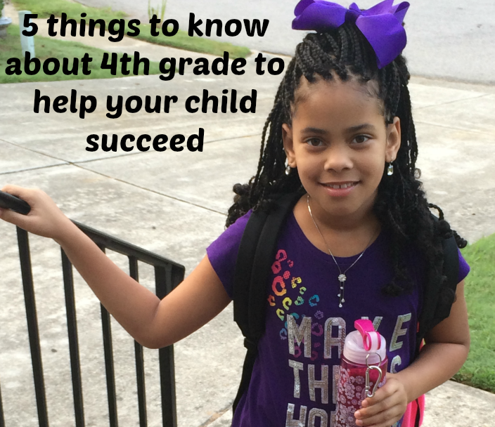 5 things to know about 4th grade to help your child succeed