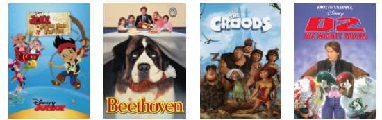 Netflix Titles to Celebrate Mini Milestones 2