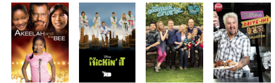Netflix Titles to Celebrate Mini Milestones tweens