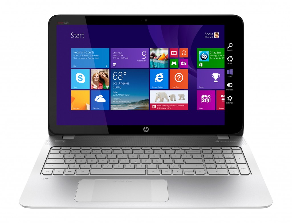 HP - ENVY TouchSmart
