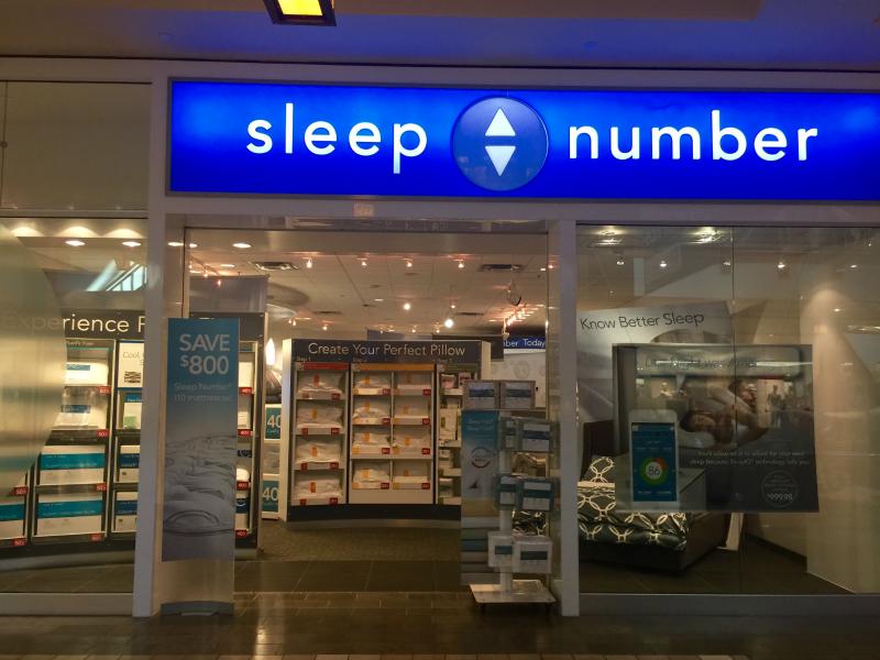 MallofGA-Sleep Number store