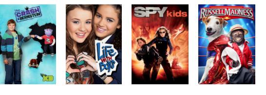 Netflix StreamTeam May big kids
