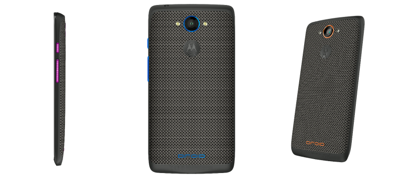 DROID Turbo colors