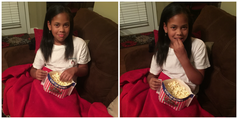 Jada lovesOrville Redenbacher's Popcorn