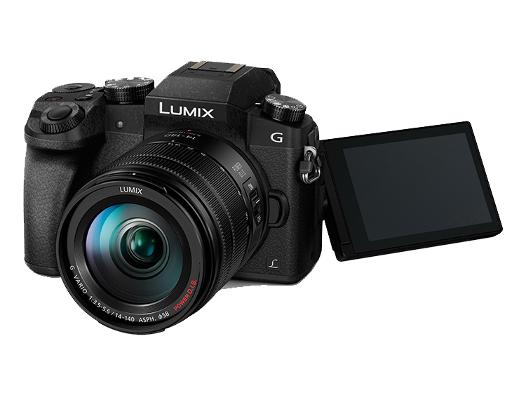 Panasonic's LUMIX G7 i