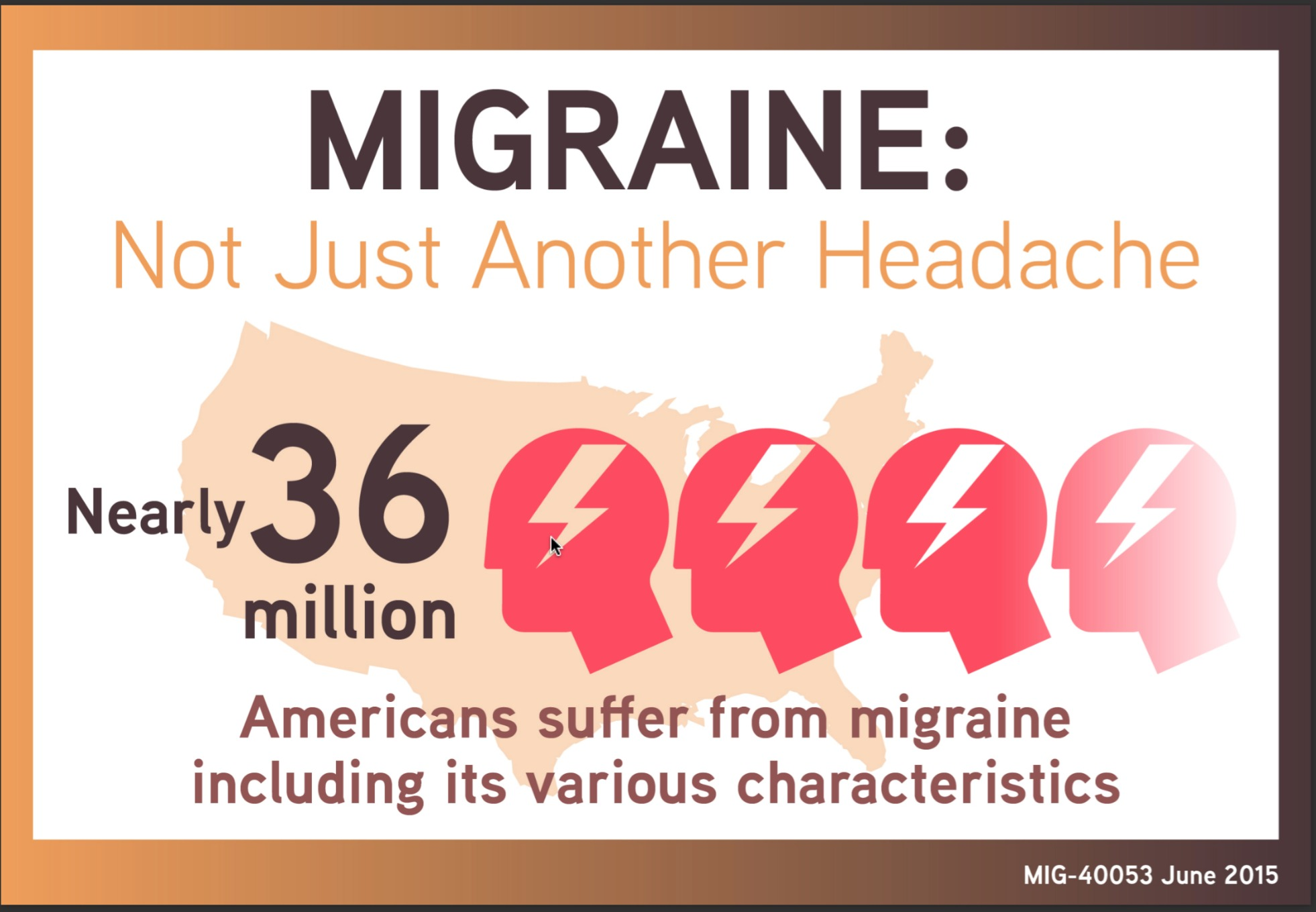 a migraine is more than just a headache