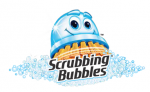 Soap Scum don't stand a chance with Scrubbing Bubbles®