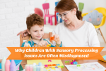 Why Children With Sensory Processing Issues Are Often Misdiagnosed