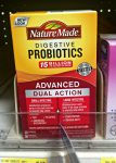 Find Nature Made® Probiotics  at your Walmart Supercenter!