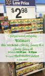 Grab & Go Breakfast with belVita Biscuits at Walmart!