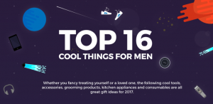 2017 Father's Day Ideas: 16 Top Cool gift ideas for men