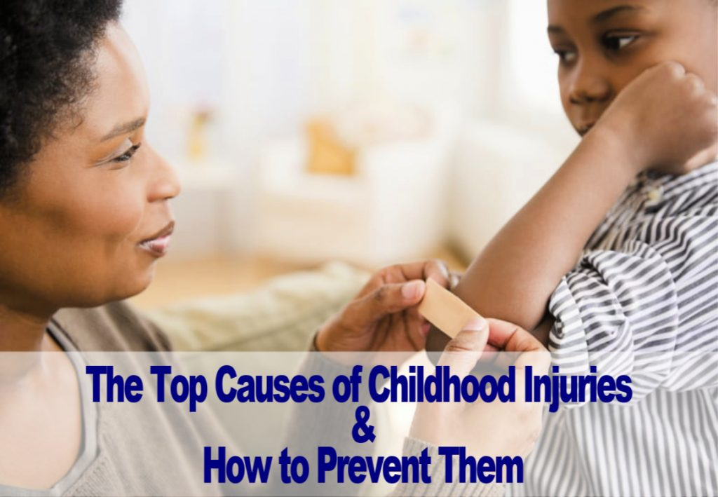 Top Causes of Childhood Injuries and How to Prevent Them